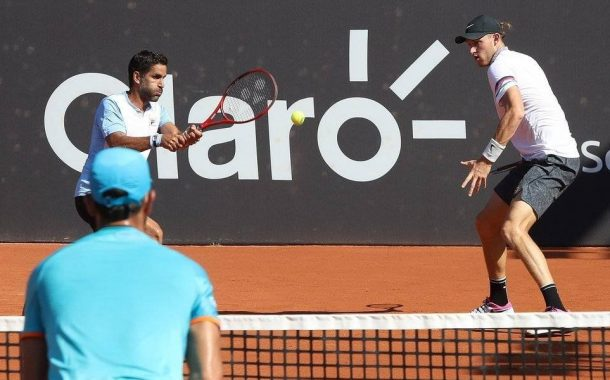 Jarry despierta en el dobles y llega a su primera final en un ATP 500 en Río