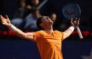 Nicolás Jarry luego de vencer a Alexander Zverev: Es una de las mayores victorias de mi carrera