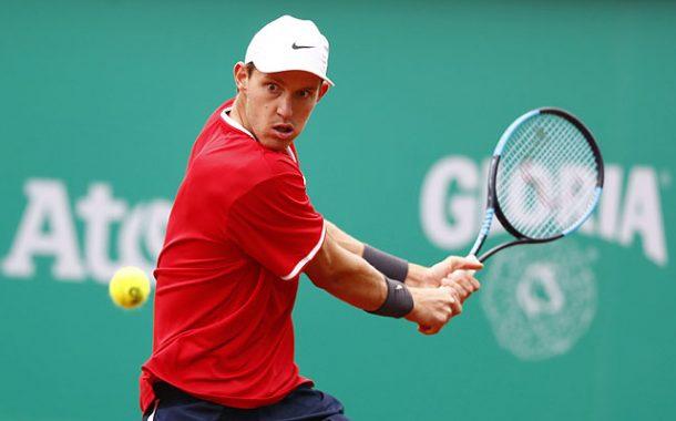 Jarry se estrenó con un triunfo en dobles del ATP de Moscú a la espera de su debut en el cuadro de singles