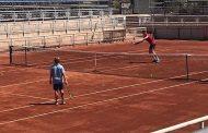 Refugiado en su círculo íntimo y entrenando en la sede del ATP de Santiago: El presente de Jarry a la espera de la resolución de su caso por doping