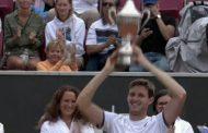 Jarry es campeón de un torneo ATP por primera vez en su carrera