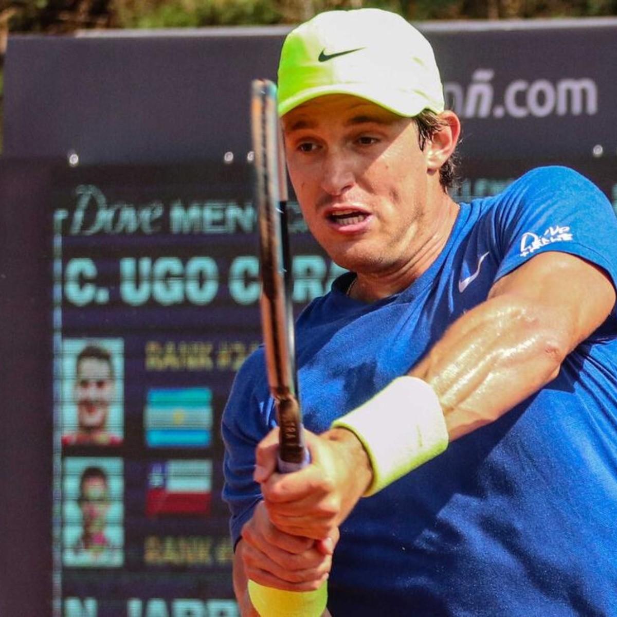 Rivales de Garin, Jarry y Lama en el ATP de Santiago