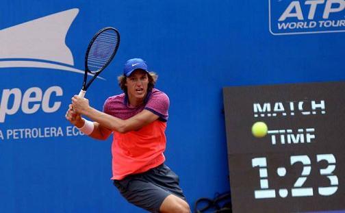 Nicolás Jarry, el hombre de las cero victorias ATP en 2019