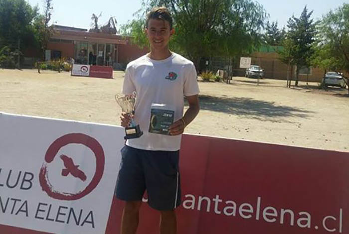 Lujan gana torneo RUN en Chicureo
