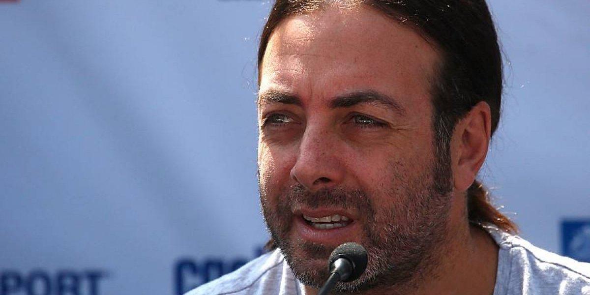 El Chino Ríos vuelve a Chile para apoyar a Massú en la Copa Davis