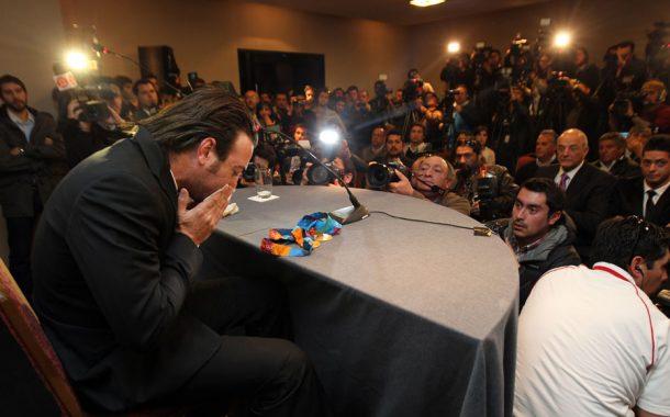 """Nicolás Massú: """"Hace un año nos preguntaban por el recambio y ya apareció"""""""