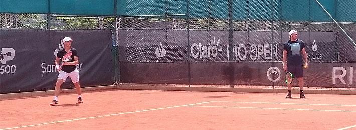 Cómo se forjó el sorpresivo vínculo que tiene a Massú trabajando con el tenista número 8 del mundo