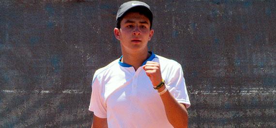 Cáceres y Villalón buscando las semifinales en México