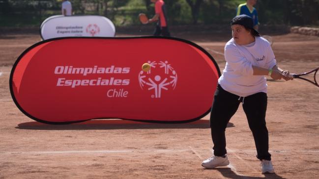 Chile se une a la Semana del Tenis con un evento inclusivo