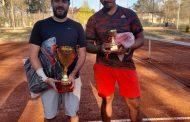 Ortíz gana su segundo torneo Senior en Algarrobo