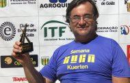 Pablo Araya fue uno de los vencedores del Goiania Open 2018