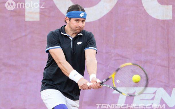 Gregorio y Zamorano ganan torneo Senior en Héreos Olímpicos