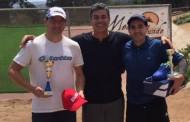 Gregorio gana Senior en San Alfonso del Mar