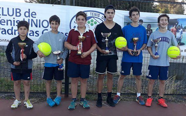 Campeonato de menores G3 Padre Las Casas