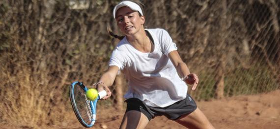 Con una nutrida presencia en Uruguay nuestros juveniles buscan sumar en el World Tennis Tour