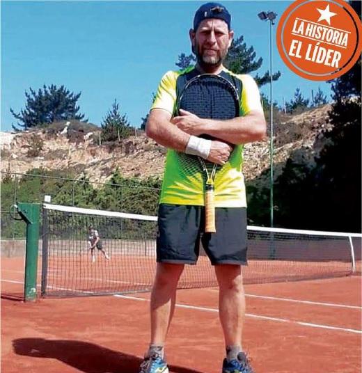 Instructor quisqueño trabaja incansablemente para formar nuevas promesas del tenis