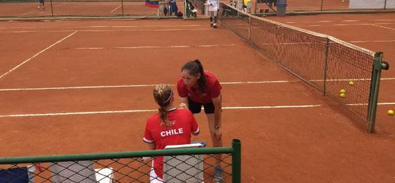 Equipo femenino cayó en el inicio de la participación nacional en el Sudamericano Sub 14