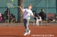 Santana amarra su 3er título consecutivo en el tenis 10