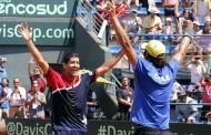 Julio Peralta y Hans Podlipnik se instalaron en semifinales de dobles en México