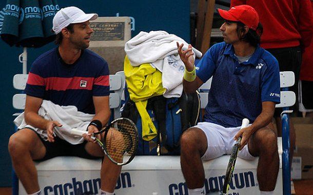Peralta y Zeballos perdieron en semifinales del Challenger de Bastad