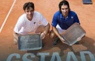 Julio Peralta es campeón de dobles en ATP de Gstaad