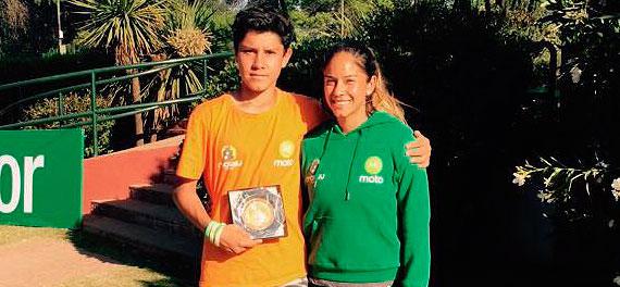 Gira COSAT concluye otra etapa con un chileno entre los mejores