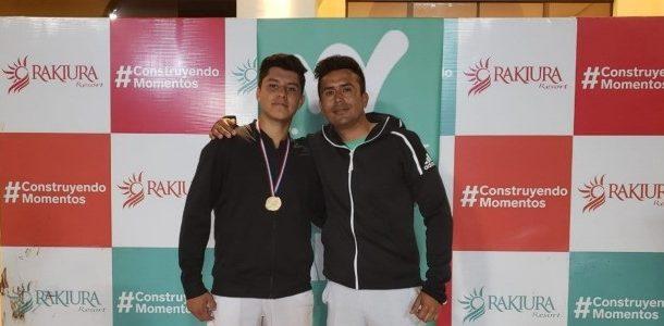 Con 14 años Fernández ya tiene 2 títulos ITF