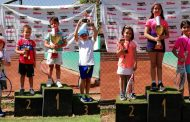 Club Providencia se llevó todos los premios en la Cancha Roja de Tenis 10