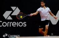 Hans Podlipnik avanzó a cuartos de final del dobles en el ATP de Sao Paulo
