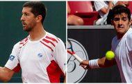 Garin se desquita con el dobles en Cincinatti y Podlipnik da el primer paso en Meerbusch