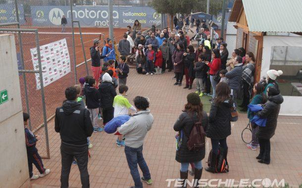 Termina Tenis 10 en Massu y damos paso a la etapa en la Universidad de Chile
