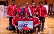 Chile quedó cuarto en el Sudamericano sub 16