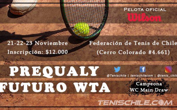 Prequaly Futuro ITF / WTA
