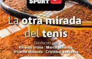 La otra mirada del tenis en Radiosport
