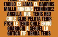 Este es el ranking que Chile le envió a la ITF