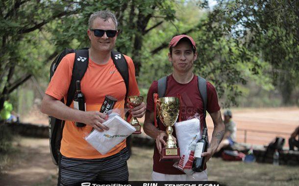Vivanco ganó el torneo Senior de la Federación