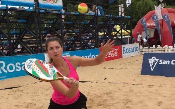 Chile da que hablar en el beach tennis y sueña con los JJOO 2024: