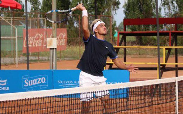 Dos duplas chilenas siguen en competencia en el Challenger de Santiago