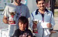 Urzúa gana RUN en Futuros para el Tenis
