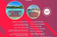 Ayudemos a la selección chilena de Tenis Playa para el viaje al Mundial en Rusia