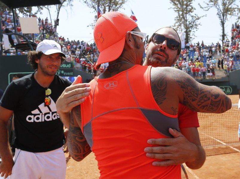 Marcelo Ríos y el 'factor Massú' en Copa Davis: