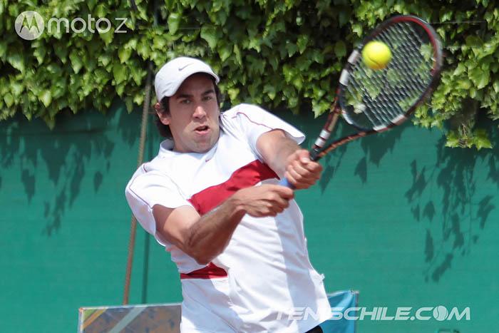 31 cuadros y casi 1000 tenistas han participado en la vuelta al tenis