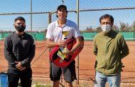 Rodrigo Suarez de papá a campeón RUN en Los Paltos
