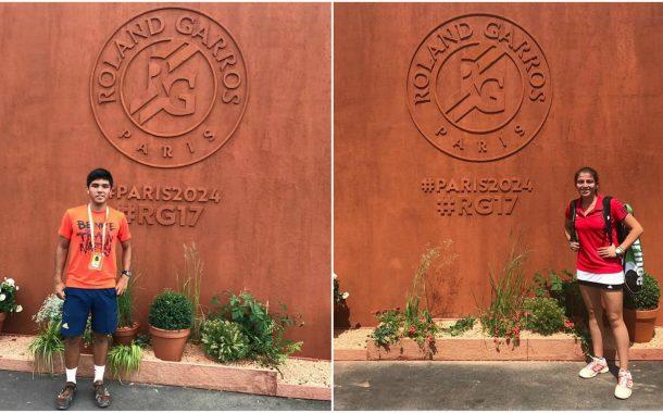 Se acabó el sueño de Matías Soto en el dobles junior de Roland Garros