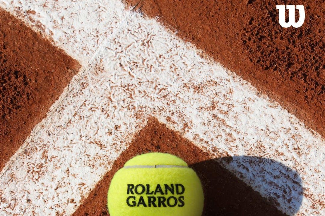 Wilson se queda con Roland Garros por los próximos 5 años