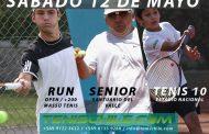 Torneos para este Sábado 12 de mayo