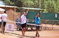 Con Sáez y Aguilar se dio inicio al tenis en la quinta región