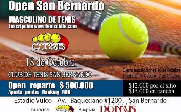 500 mil pesos a repartir en San Bernardo