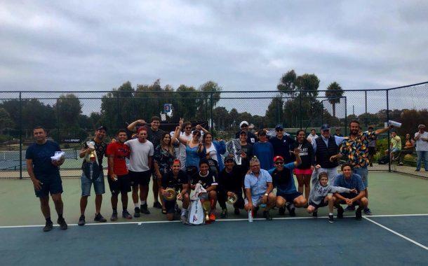 La Copa Fulltenis en Santa Maria del Mar fue un torneo de lujo