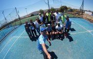 Santo Domingo tuvo su propia fiesta del tenis